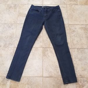 Mossimo Good Cond. Skinny Stretchy Blue Jeans